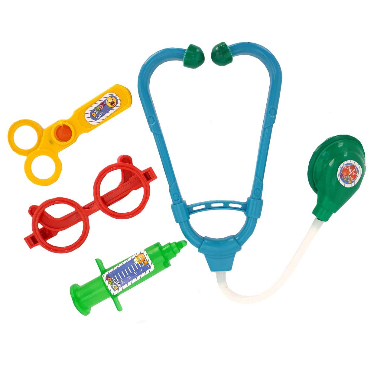 ست اسباب بازی تجهیزات پزشکی کد B110