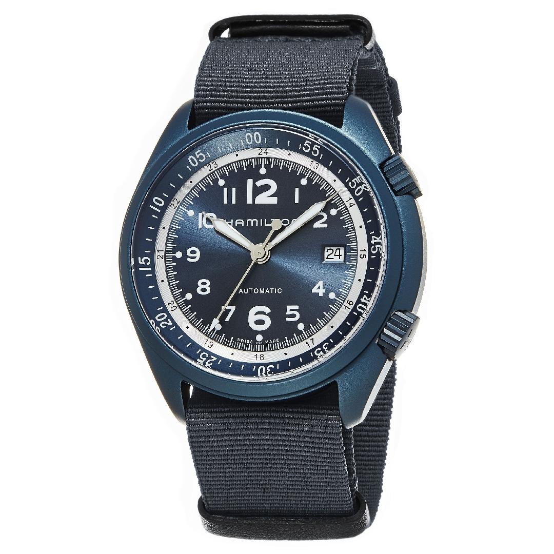 ساعت مچی عقربه ای مردانه همیلتون مدل H80495845