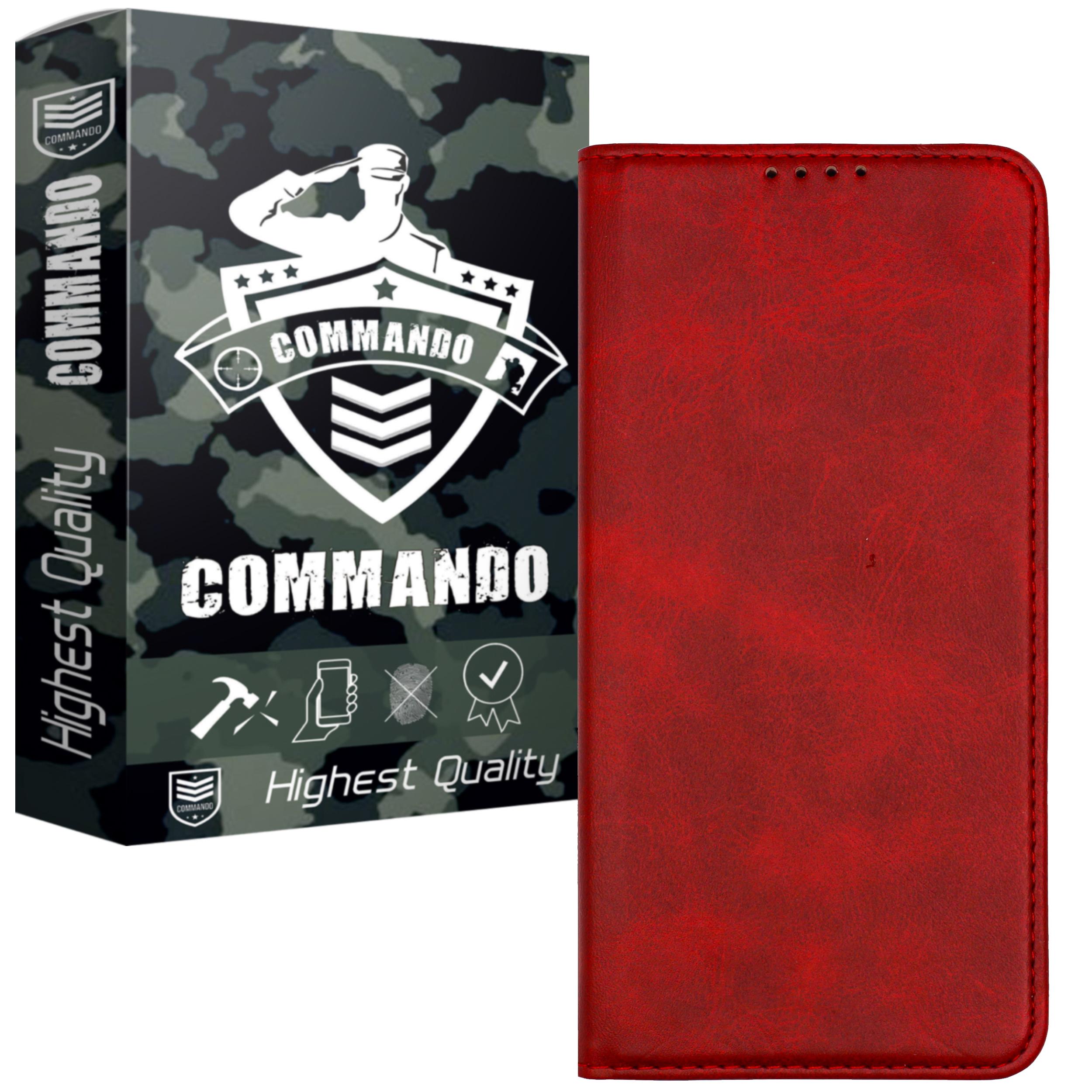 کیف کلاسوری کماندو مدل Q21 مناسب برای گوشی موبایل سامسونگ Galaxy A21s              ( قیمت و خرید)
