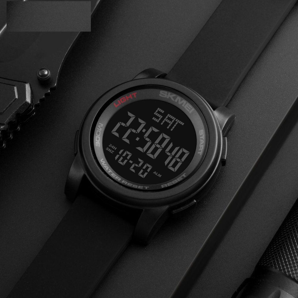 ساعت مچی دیجیتالی اسکمی مدل 1257 کد 05 -  - 5