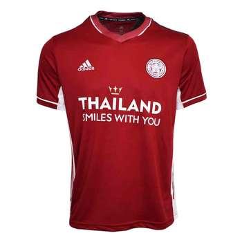 تی شرت ورزشی مردانه  طرح لستر سیتی کد away2021
