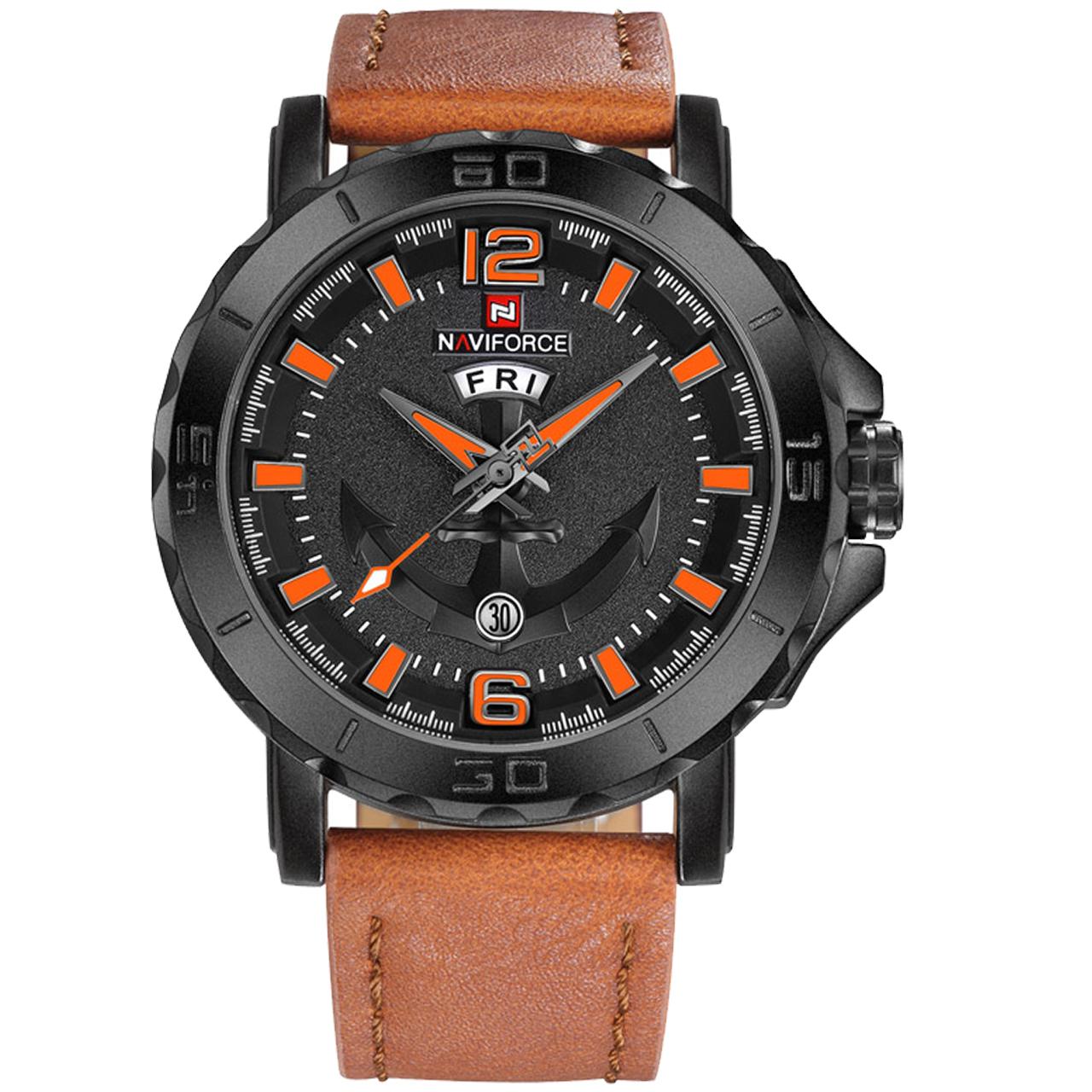 ساعت مچی عقربهای مردانه نیوی فورس مدل   NF9122M