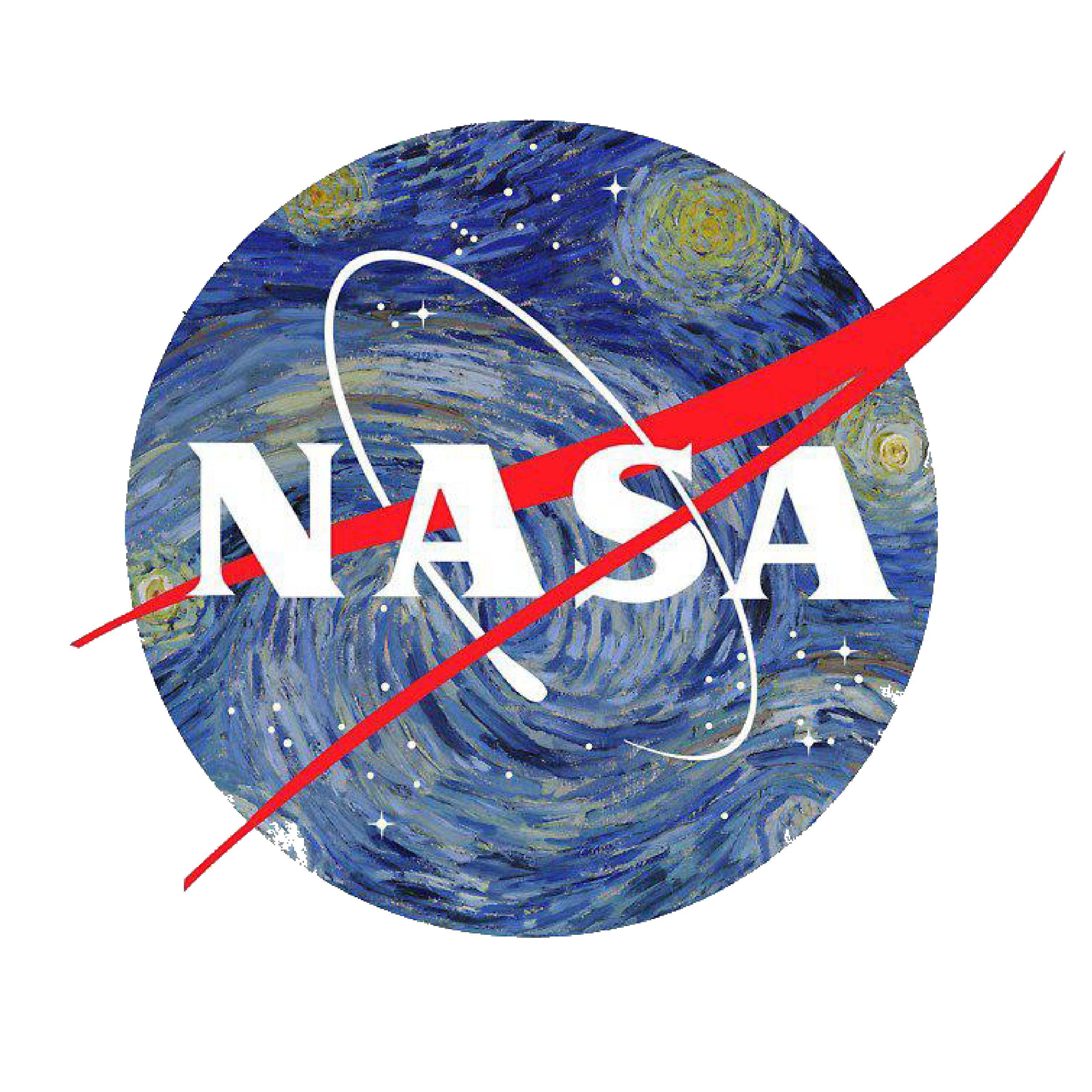 استیکر لپ تاپ طرح Nasa کد ST-53