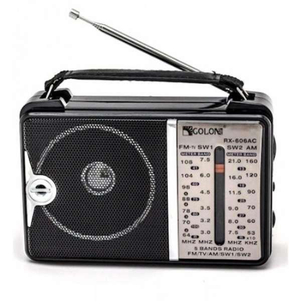 رادیو گولون مدل 606AC