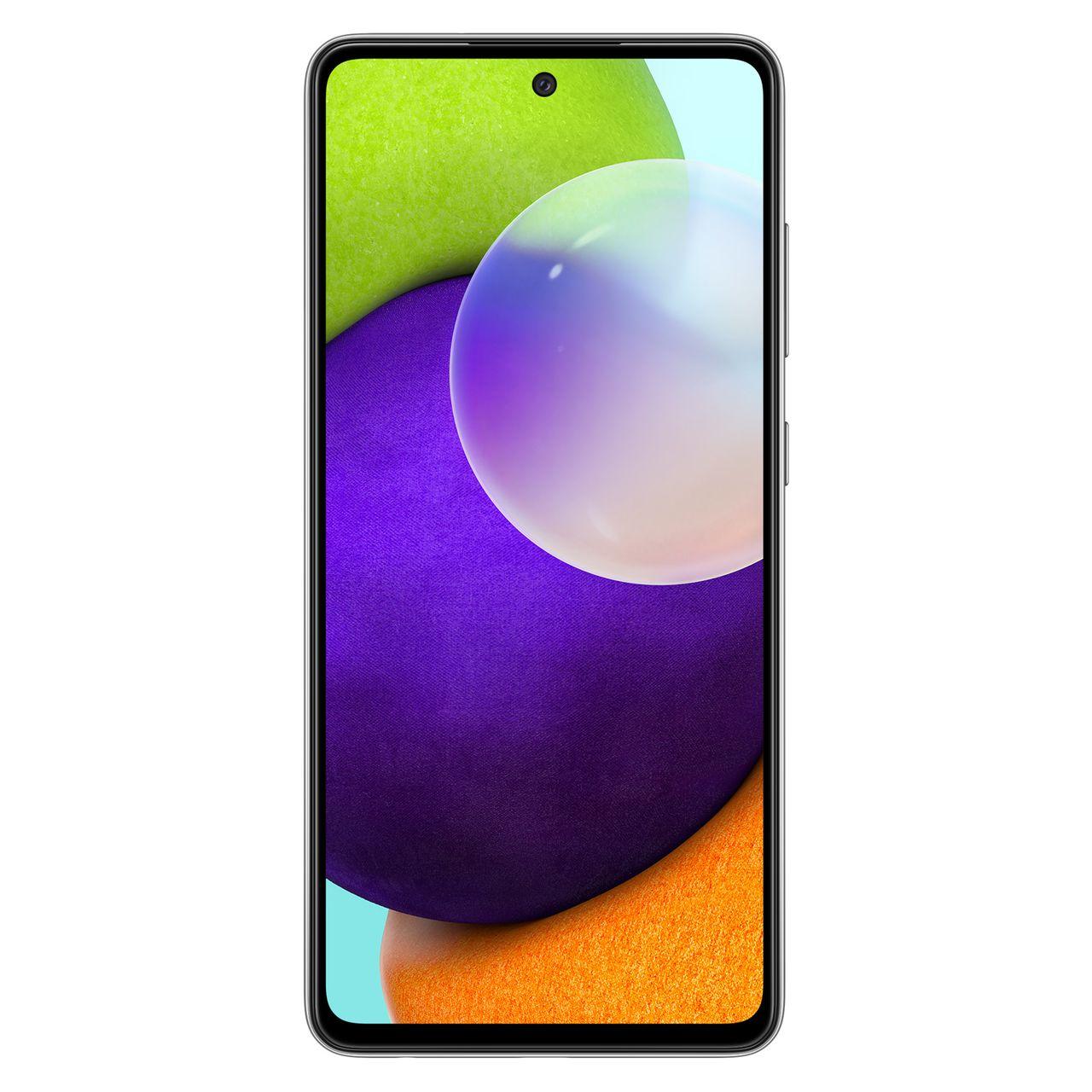 گوشی موبایل سامسونگ مدل A52 5G SM-A526B/DS دو سیمکارت ظرفیت 128 گیگابایت و رم 8 گیگابایت