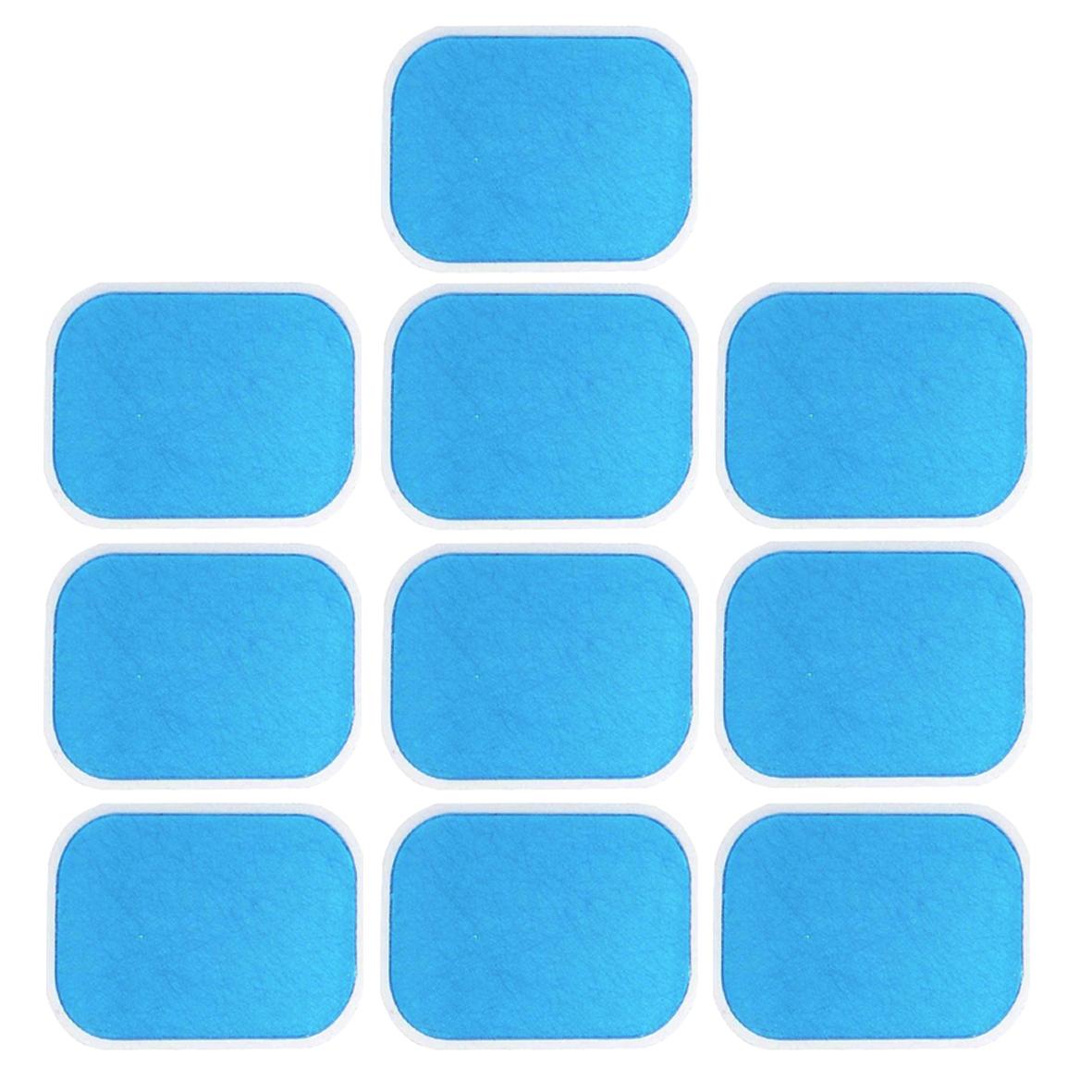 استیکر ژل ماساژور مدل Mobile-Gym مجموعه 5 عددی