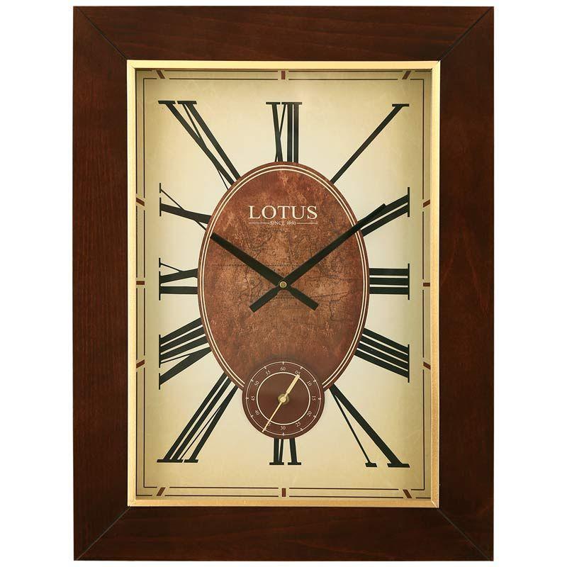 ساعت دیواری لوتوس مدل 9920