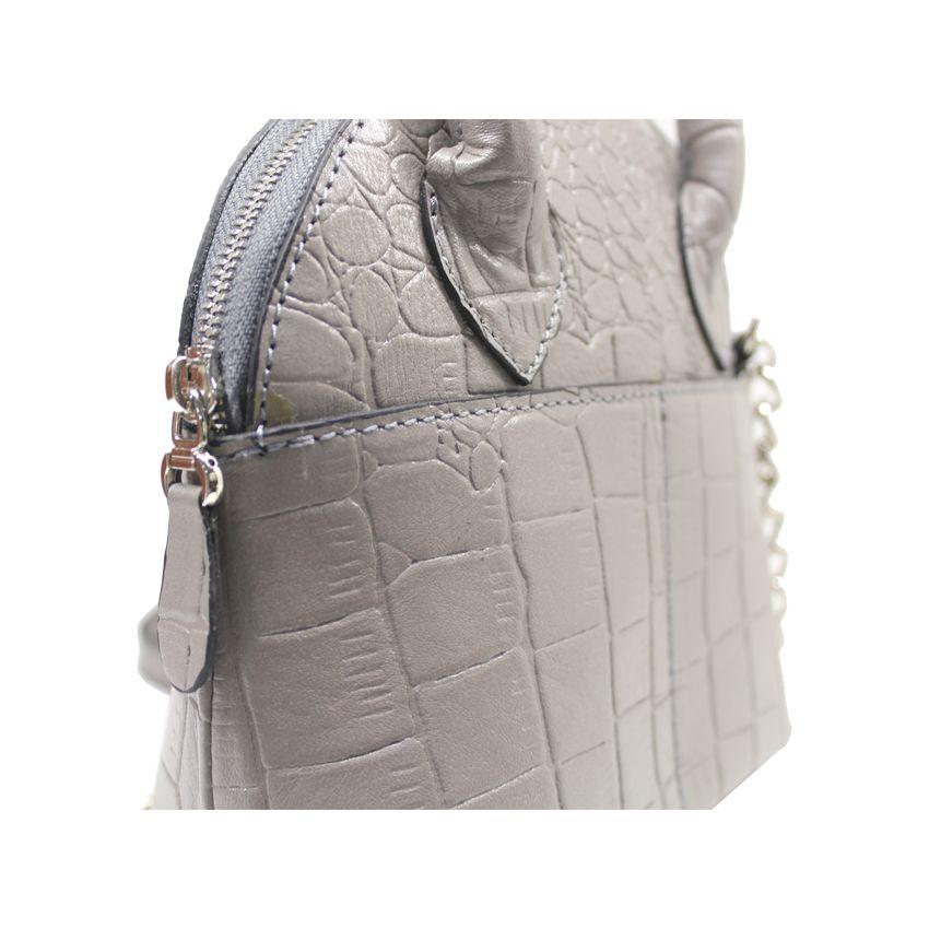کیف دوشی زنانه چرم آرا مدل d076 -  - 15