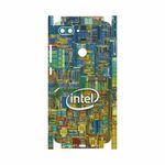برچسب پوششی ماهوت مدل Intel Brand-FullSkin مناسب برای گوشی موبایل شیائومی Mi 8 Lite