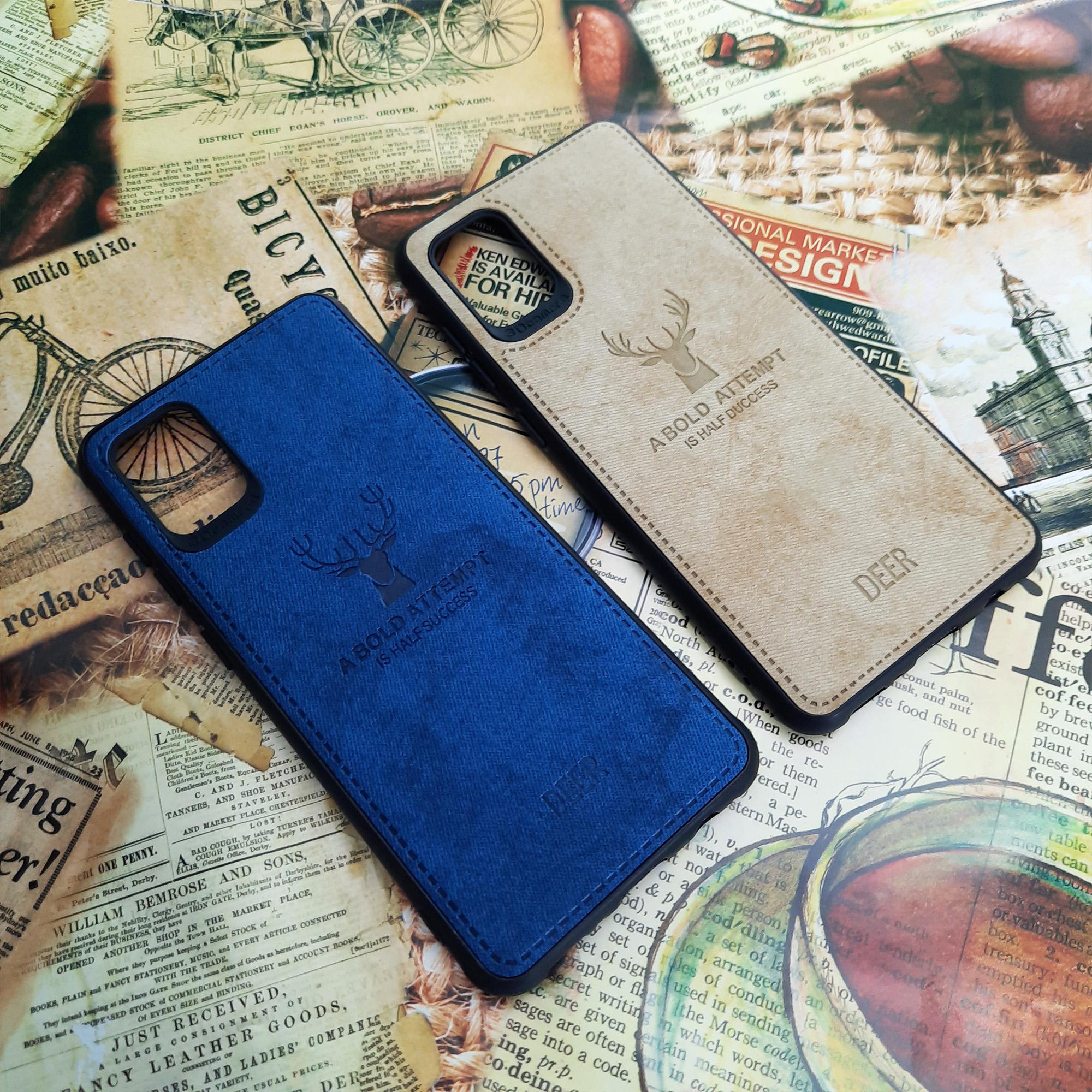 کاور مدل CO506 طرح گوزن مناسب برای گوشی موبایل سامسونگ Galaxy A31 main 1 2