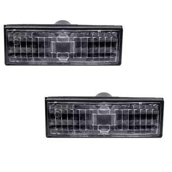 چراغ پلاک خودرو گازار پلاست مدل JT123 مناسب برای سمند بسته 2 عددی