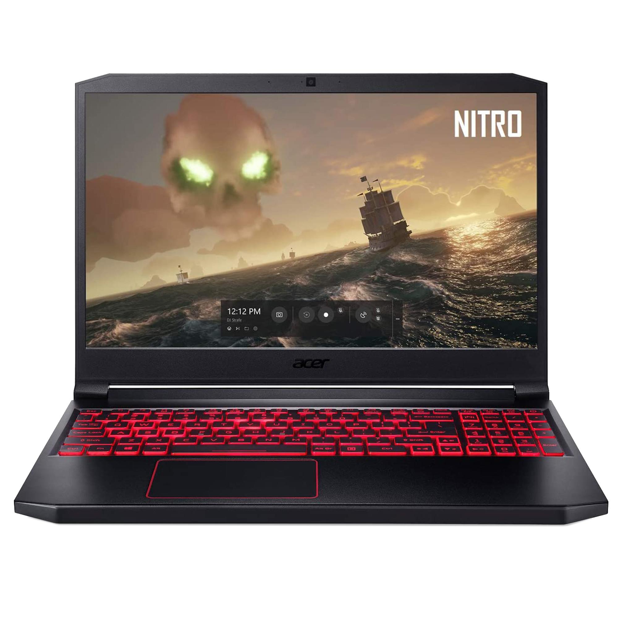 لپ تاپ 15 اینچی ایسر مدل AN715-51-73V6