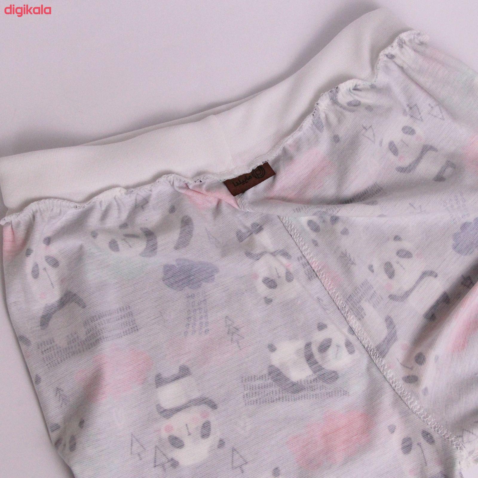 ست تی شرت و شلوار زنانه ماییلدا مدل 3587-1 main 1 6