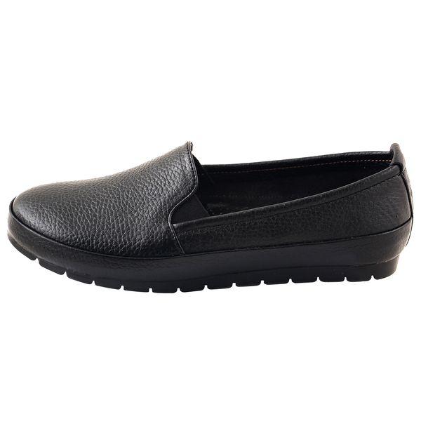 کفش روزمره زنانه آدین چرم کد DK29.ms