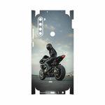 برچسب پوششی ماهوت مدل Motorcycling-FullSkin مناسب برای گوشی موبایل شیائومی Redmi Note 8T