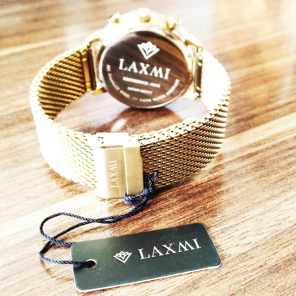 ساعت مچی عقربهای مردانه لاکسمی مدل LX 8022 - 3