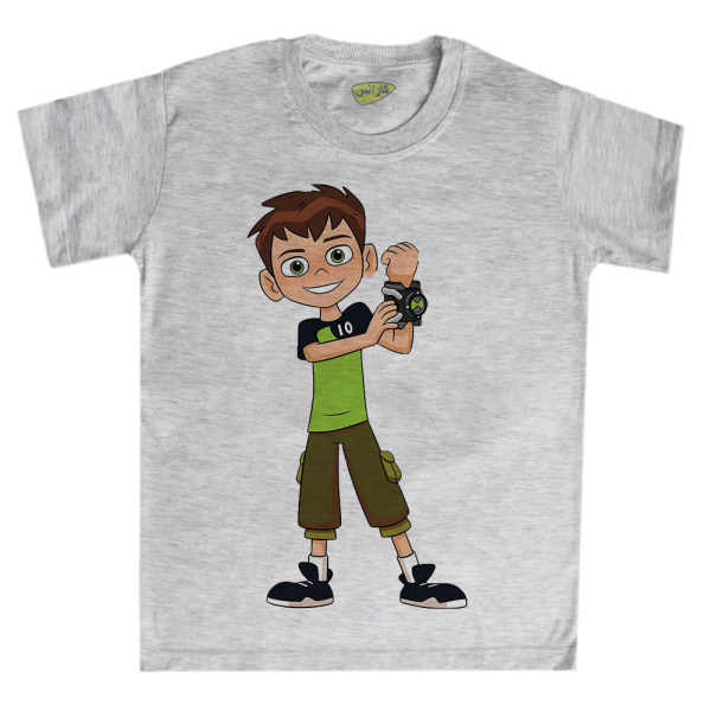تی شرت پسرانه کارانس طرح بن تن مدل BTM-1056