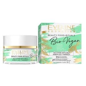 کرم لیفتینگ اولاین مدل Eveline Bio Vegan Mattifying حجم 50 میلی لیتر