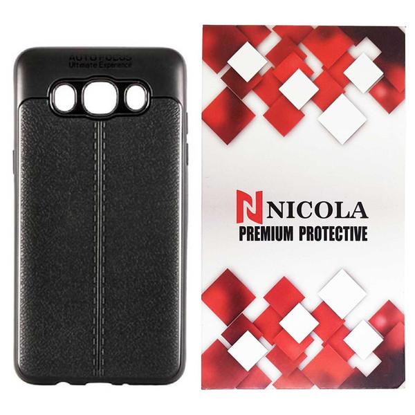 کاور نیکلا مدل N_ATO مناسب برای گوشی موبایل سامسونگ Galaxy J5 2016