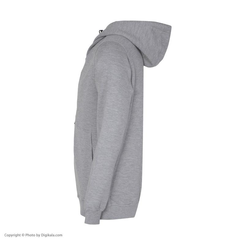 سویشرت ورزشی مردانه جامه پوش آرا مدل 91-4101289146