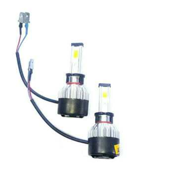لامپ هدلایت خودرو جی۲ مدل H7 بسته دو عددی