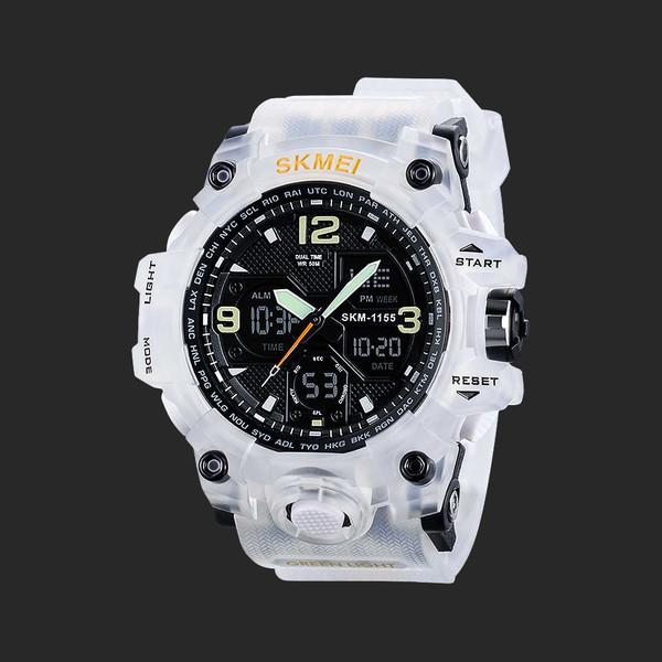 ساعت مچی عقربهای مردانه اسکمی مدل 1155 WH