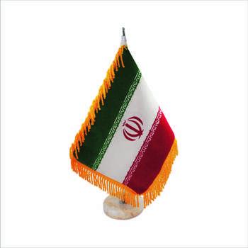 پرچم رومیزی طرح ایران کد 102