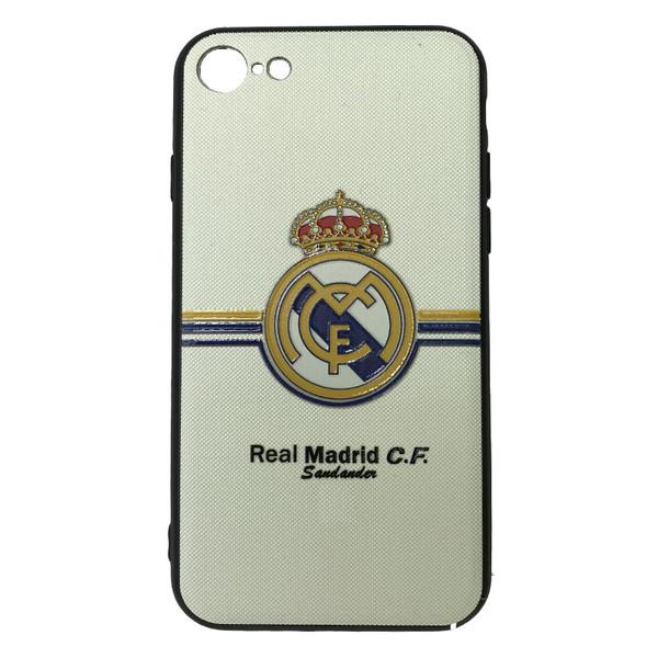 کاور طرح بارسلونا مدل mf1212 مناسب برای گوشی موبایل اپل Iphone 5/5s/5se