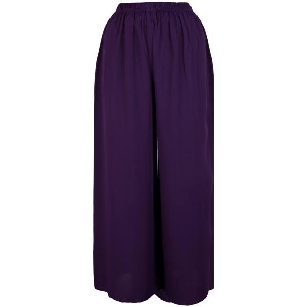 خرید                                       شلوار زنانه کد tm-920 رنگ بادمجانی