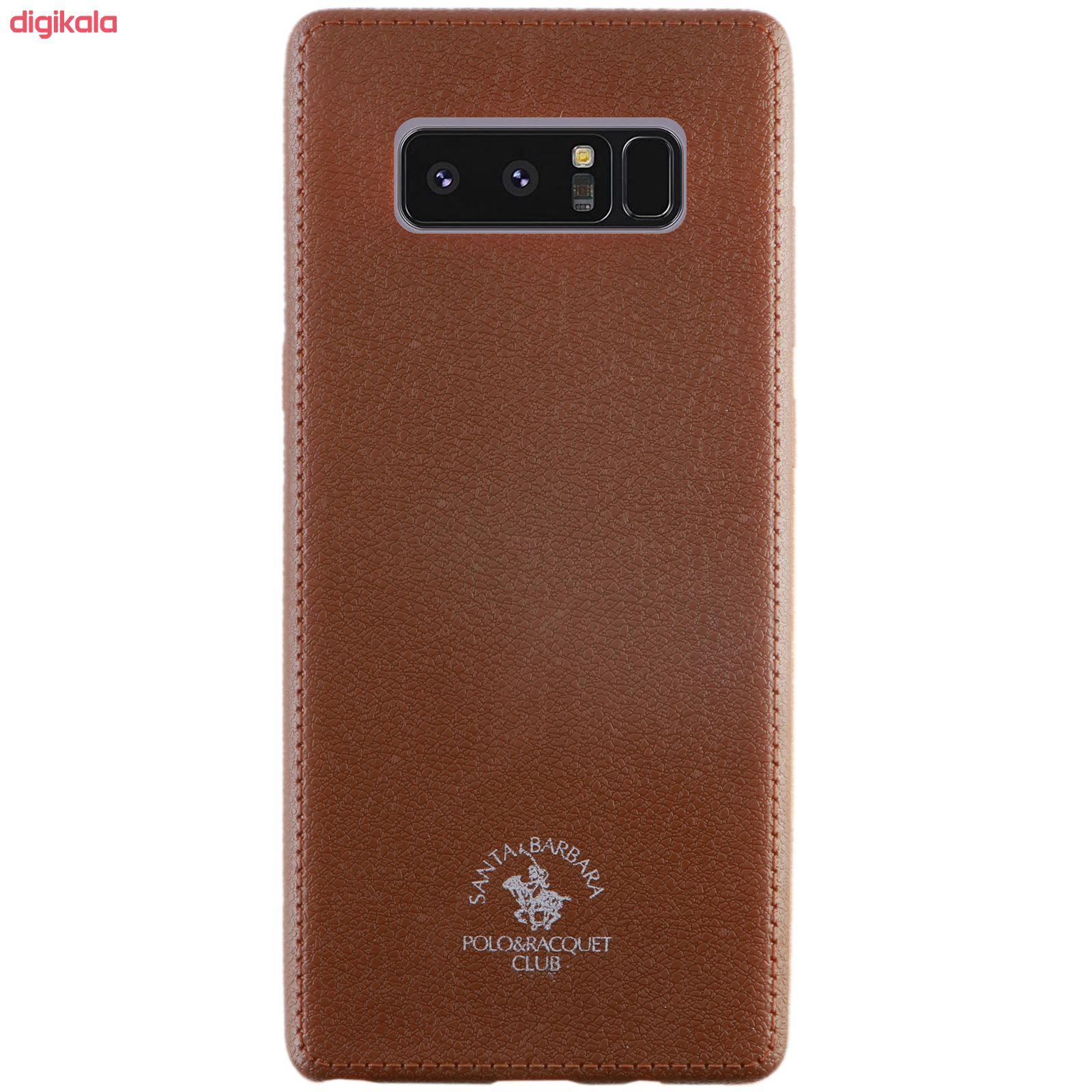 کاور مدل 01-De مناسب برای گوشی موبایل سامسونگ Galaxy note 8