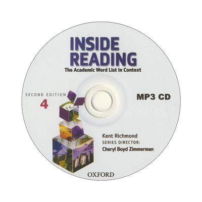 کتاب Inside Reading 4 اثر Kent Richmond انتشارات Oxford