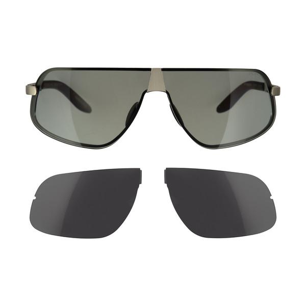 عینک آفتابی مردانه پورش دیزاین مدل P8564 به همراه عدسی آفتابی