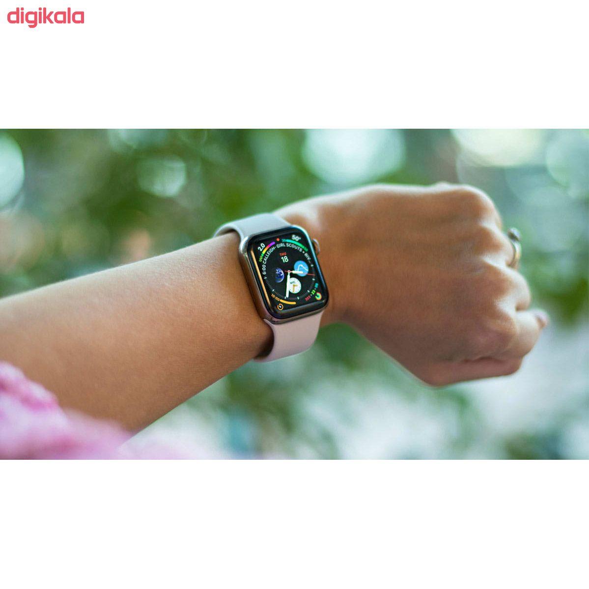 ساعت هوشمند اپل واچ سری 5 مدل 44m Space  Aluminum Case  Sport Band main 1 32