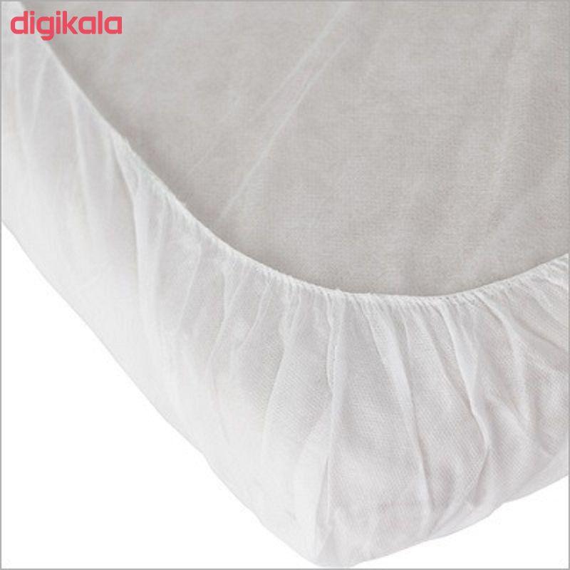 ملحفه یکبار مصرف سایز 220×80 سانتی متر بسته 5 عددی main 1 1