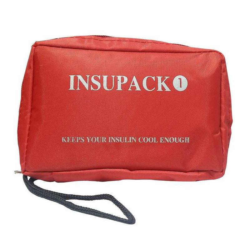 کیف خنک نگهدارنده  انسولین اینسوپک مدل 02