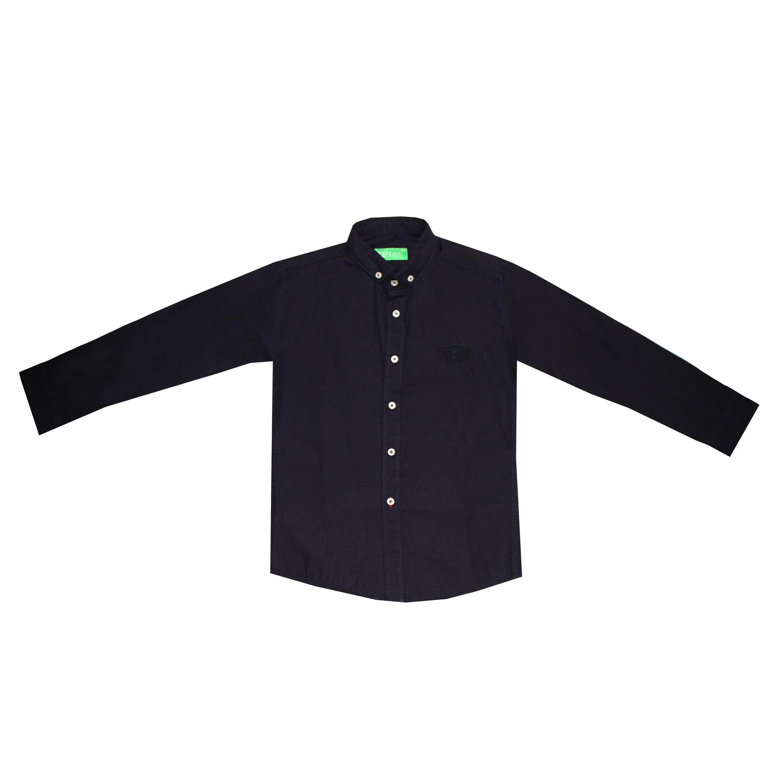 پیراهن پسرانه تن مدل 09