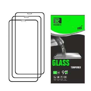 محافظ صفحه نمایش روبیکس مدل FLip1o مناسب برای گوشی موبایل اپل iPhone 11 Pro بسته سه عددی