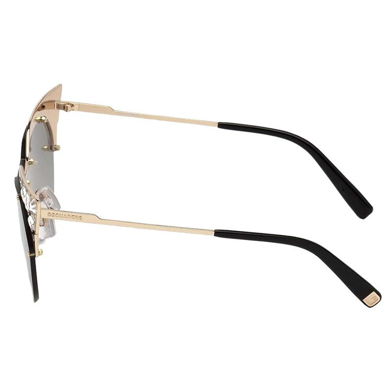 عینک آفتابی زنانه دیسکوارد مدل DQ029228G