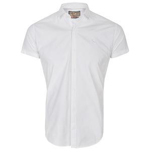 پیراهن آستین کوتاه مردانه مدل 344006701