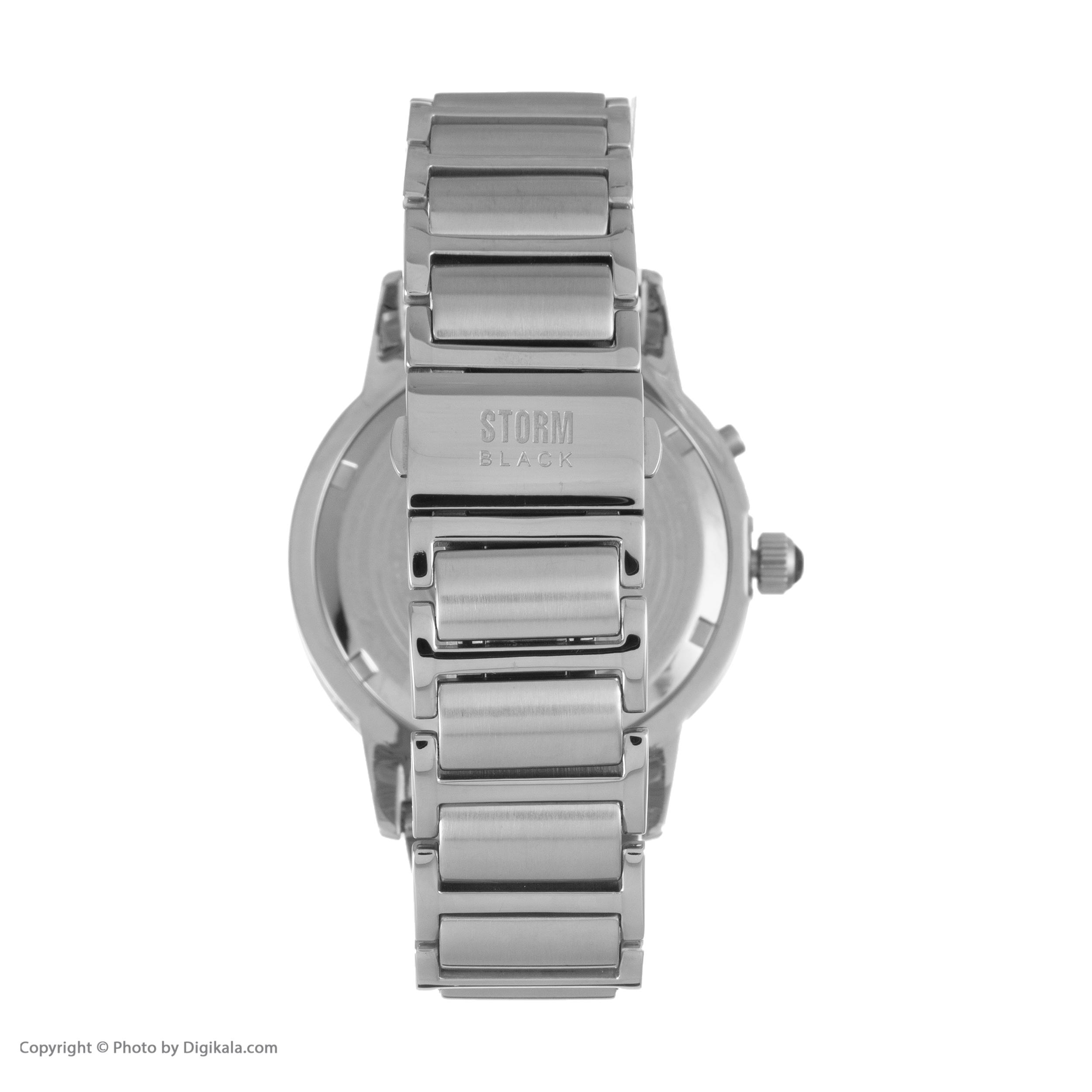 ساعت مچی عقربه ای زنانه استورم مدل ST 47132-BK -  - 6