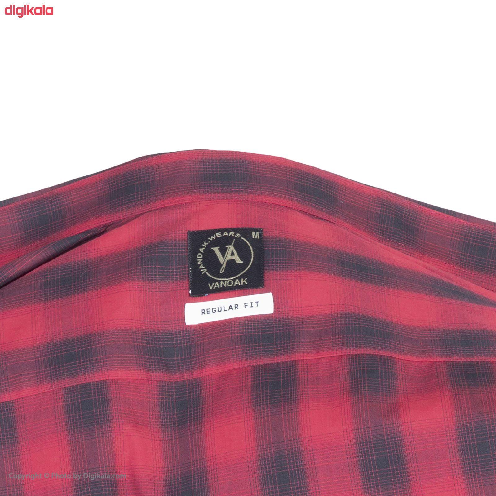 پیراهن آستین کوتاه مردانه مدل  -00- main 1 3