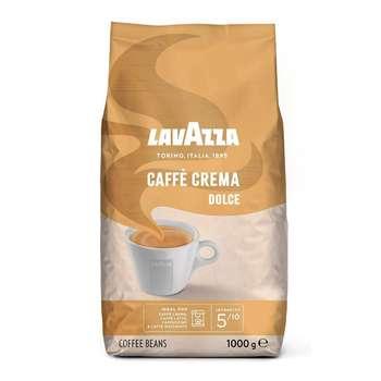 دانه قهوه کافهکِرِما دُلچه لاواتزا - ۱ کیلوگرم