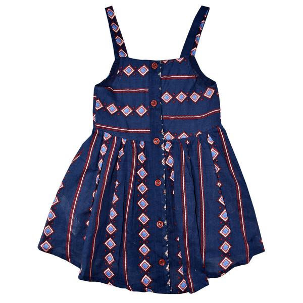 پیراهن دخترانه نیروان کد 1068 -1