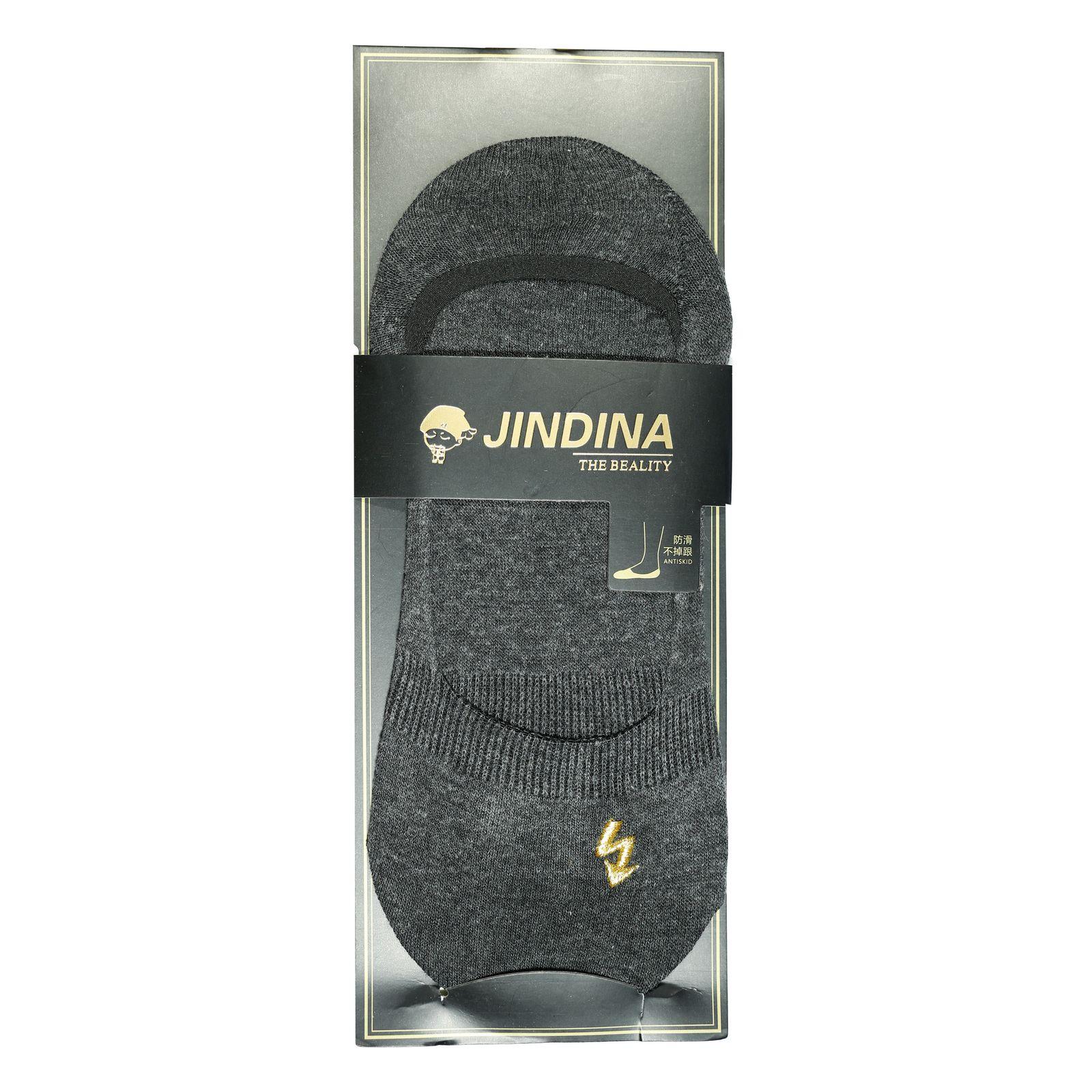 جوراب مردانه جین دینا کد BL-CK 202 مجموعه 3 عددی -  - 5
