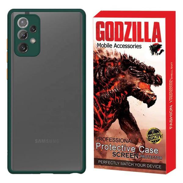 کاور گودزیلا مدل CGMA-LE مناسب برای گوشی موبایل سامسونگ Galaxy A52 5G