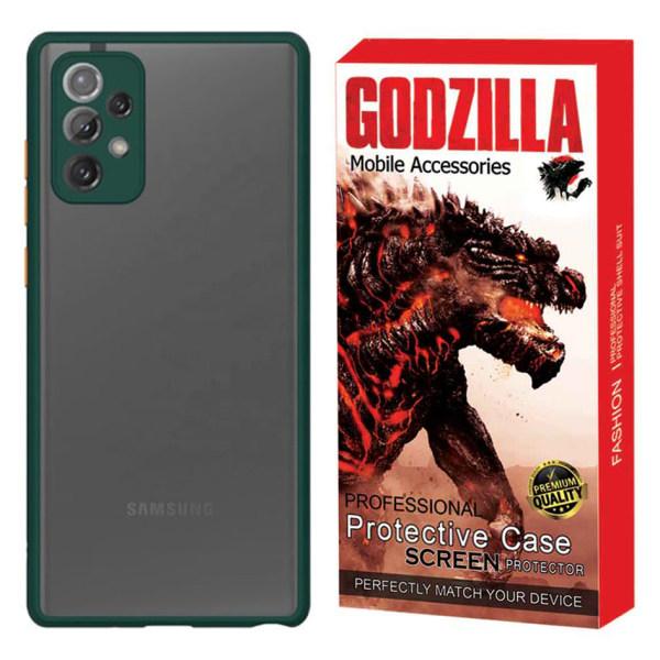 کاور گودزیلا مدل CGMA-LE مناسب برای گوشی موبایل سامسونگ Galaxy A32 4G