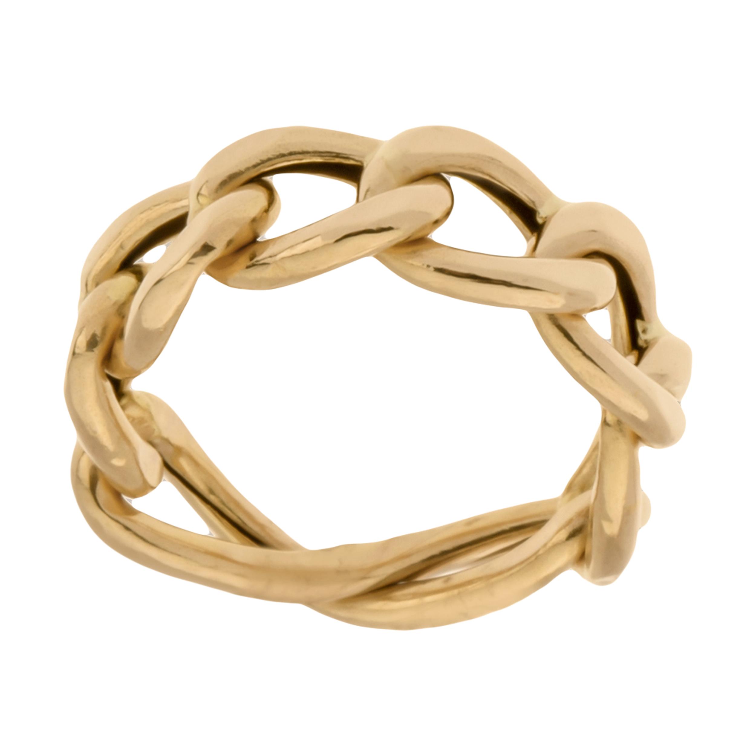انگشتر طلا 18 عیار زنانه مایا ماهک مدل MR0408