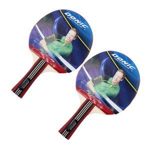 راکت پینگ پنگ دونیک مدل ovtcharov caro speed بسته 2 عددی به همراه توپ
