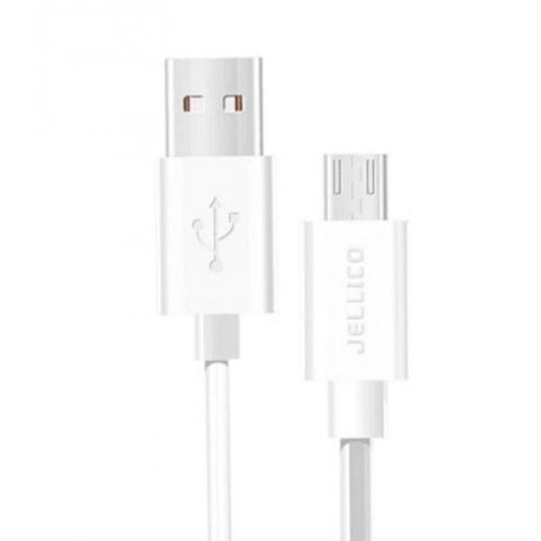کابل تبدیل USB به microUSB جلیکو مدل NY-10 طول 1 متر