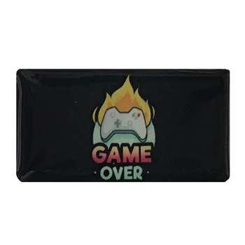 برچسب تاچ پد دسته پلی استیشن 4 مدل Game Over